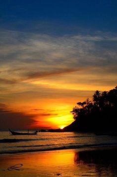 Kata Beach, Phuket @ Thailand