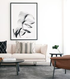 Discover the Nick Leary Art Collection, exclusive to King Living. A bespoke monochromatic art series available for the home which desires beautiful prints. Each print is professionally printed by fine art experts on archival paper. #monochrome #artwork #australian #photography