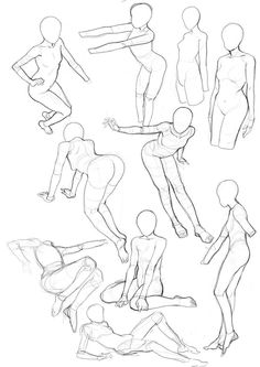 use drawing references to improve your drawings Drawing Techniques, Drawing Tips, Drawing Sketches, Art Drawings, Anime Poses Reference, Anatomy Reference, Drawing Base, Figure Drawing, Body Drawing Tutorial