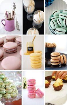 Macarons, Macarons!!
