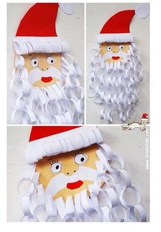 Santa Claus diy