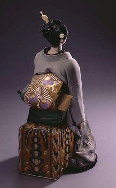 マダム貞奴の画像 | 辻村寿和Collection「寿三郎」創作人形の世界