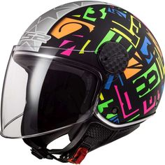 casco integral de motocicleta NITRINOS con orejas de gato color amarillo de la personalidad del gato Casco Moda casco de la moto talla M L XL