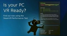 Valve has released an application for testing iron VR-fitness  If you have a desire to spend quite a large sum on the VR-Vive device and hardware required to run VR-titles but now Valve has released an application to test the suitability of your VR-PC which is made in the Portal-related topics.  The app is available for free to Steam demonstrating how quickly and consistently on this hardware will work VR-games. The test is not necessarily designed to Vive instead to determine the level of…