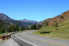 Buffalo Bill Cody Scenic Byway, Wyoming | Buffalo Bill Scenic Byway From Yellowstone to Cody, Wyoming