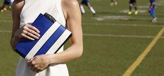 Borsa vegan Melie Bianco #borsa #borse #vegan #veg #VeganFriendly #VegFriendly #CF #CrueltyFree #bag #bags #moda #design #fashion #FintaPelle #FauxLeather #blue #white #MelieBianco http://www.vegangame.it/abbigliamento-accessori-moda-vegan/borse-vegan-da-non-perdere-in-vendita-online