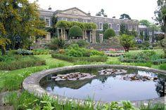 Mount Stewart - 18th-century house and garden in County Down, Northern Ireland