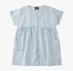 Charitable Organics For Kids Short Spotty Kimono Romper Baby & Toddler Clothing
