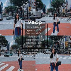 Discover recipes, home ideas, style inspiration and other ideas to try. Vsco Pictures, Editing Pictures, Photography Filters, Photography Editing, Best Vsco Filters, Vsco Themes, Photo Editing Vsco, Vsco Presets, Lightroom