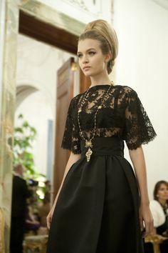 Dolce & Gabbana Alta Moda Couture Spring/Summer 2013 collection