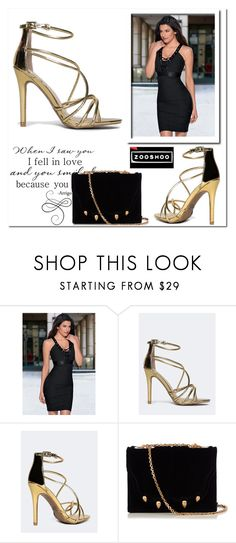 """Win $35 Zooshoo Coupon!"" by amra-2-2 ❤ liked on Polyvore featuring Venus, Qupid and Marco de Vincenzo"
