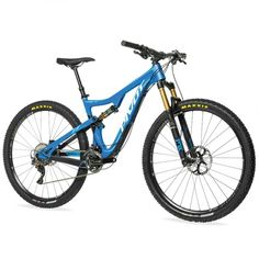 Pivot – Mach 429 Carbon Trail – 29er – Blue