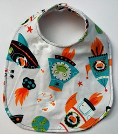Check out this item in my Etsy shop https://www.etsy.com/listing/279477562/baby-bib-snap-closure-drool-bib