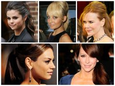 Hairstyle advice for a diamond face shape and a widows peak!   My ...