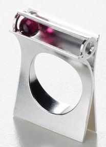 """Marbled Ring 4"" - Jun Suk Min"