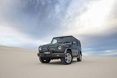 Mercedes-Benz G-Glass. Tested to overcome any challenge.