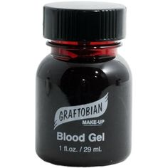 Graftobian Blood Gel, 1oz Bottle (11 CAD) ❤ liked on Polyvore featuring beauty products and beauty