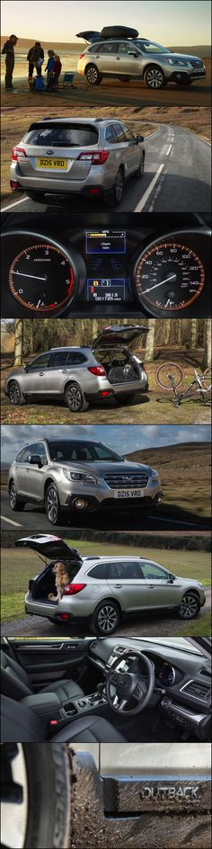 All-New Subaru Outback.  The Worlds First Crossover, the Subaru Outback was launched in 1985, a successful combination of passenger car and all-road ability.  The All-New Subaru Outback sports a new exterior design and a completely revamped and upgraded cabin. The go anywhere nature, do anything qualities have been subtly evolved into an even more spacious, practical crossover.  #Subaru #Crossover #SUV #Newcars