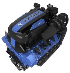 Producing an astounding one thousand seven hundred and fifty horsepower, the most powerful engine ever produced by Mercury Racing offers massive torque for Powerboat Racing, Boat Dealer, Boat Wraps, Boat Engine, Race Engines, Cool Boats, Boat Stuff, Marine Boat, Outboard Motors