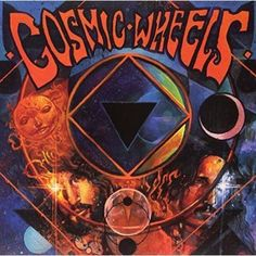Cosmic Wheels (Vinyl)
