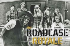 """Alright! It's time to """"GET LOUD"""" with ROADCASE ROYALE!  Our new song featured here: roadcaseroyale.com  """"GET LOUD"""" will also be premiering at Women's March Rally in Austin and http://concert4america2017.org/ this weekend.  Be sure to follow us on all our pages too! instagram.com/roadcaseroyale twitter.com/RoadcaseRoyale Snapchat: roadcaseroyale"""