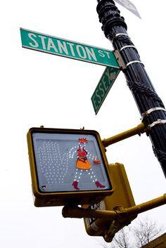 Dario Piacentini Photographer - NYC Pedestrian crossing