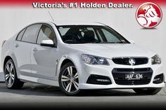 USED 2013 Holden COMMODORE SV6