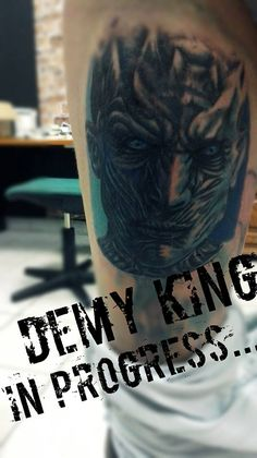 demy king
