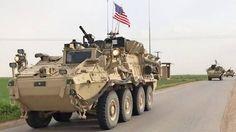US Marines in Syria to defend Kurds against Turkey. The US has sent a group of US Marines armed with eight-wheeled Stryker armored carriers to northern Syria as a buffer between Syrian Kurds and Turkish forces, after Turkish air strikes killed 20 members of the US-backed Kurdish YPG (People's Protection Units) militia, injured 18 and destroyed the local Kurdish command headquarters. Clashes broke out between Turkish and Kurdish forces after the air strikes.