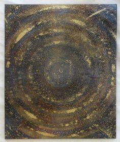 """G.A.Zanussi, """"mystery fly"""", arte contemporanea quadro 60 x 50, opera polimaterica 2016."""