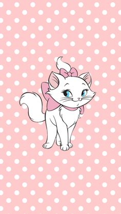 Marie Wallpaper (Aristocats)