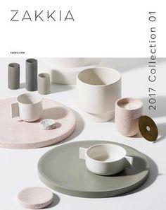 ZAKKIA 2017: Collection 01 Catalogue