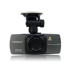 "[Free 16GB Class 10 TF Card] Tonbux V8 2.7"" Screen 19201080P Wide Angle Full-HD DVR, car DVR Security Video Recorder Loop Recording Dash Cam with G-Sensor & WDR Superior Night Mode. Full HD 1920*1080P 30fps DVR with a 148° wide angle lens offer you clear and wide angle video. Loop recording function make it easy for you to use the car camera. When storage is full, it will delete the earliest video automatically and then continue recording. By using the latest Wide Dynamic Range Technology..."