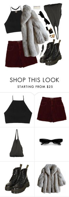 """""""matilda"""" by grimess ❤ liked on Polyvore featuring rag & bone, Laneus, Acne Studios, Topshop and vintage"""