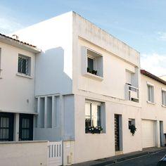 Villa, ilot 64 - architecture royan 1950