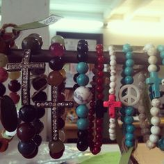 Designer Bead Bracelets