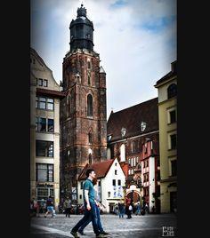 Wrocław - Rynek. Wroclaw old town - http://fotoartwroclaw.blog.pl/ #fotoartwroclaw #oldtown #rynek #wroclaw #poland