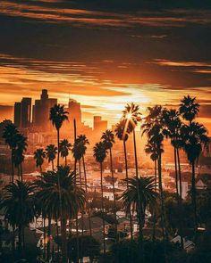 , 2019 california travel, california city ve los angeles. California Dreamin', Los Angeles California, Los Angeles Skyline, Venice Beach, City Of Angels, Chicano, Beautiful Places, Wanderlust, Scenery