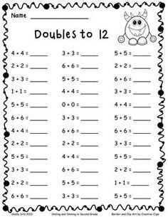Doubles to 12.pdf