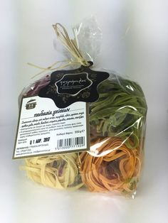 ''PETROMYLOS'' Tagliolini A feast of 4 (Pandaisia) Coconut Flakes, Spices, Pasta, Green, Food, Spice, Meals, Noodles, Yemek