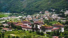 Thimphu als Tipp 6 für Schöne Städtereisen