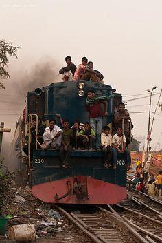 Train People in Bangladesh