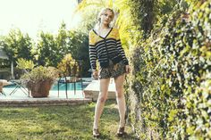 Emily Kinney Is The New Face Of Nikki Rich Spring 2015