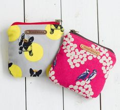 SewCanShe features a new free sewing pattern every day - perfect for beginners and experienced sewists. Visit daily for free sewing tutorials and patterns. Bag Patterns To Sew, Sewing Patterns Free, Free Sewing, Sewing Tutorials, Sewing Projects, Sewing Ideas, Free Pattern, Mini First Aid Kit, Pouch Pattern