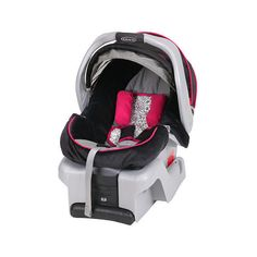 Graco SnugRide 30 Infant Car Seat Mirabella Graco (1 060 SEK) ❤ liked on Polyvore featuring baby stuff and baby