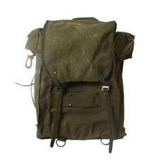 Military Backpack II  by Hands of Industry