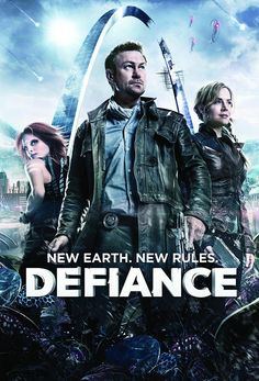 Defiance Posters are here. Are you into the show or the video game?