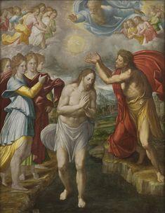 Die 275 Besten Bilder Von Taufe Jesus Johannes Der Täufer