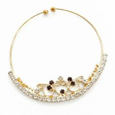 Women Wear Gold Tone Maroon CZ Nose Pin Ring Wedding Traditional Indian jewelry Traditional Indian Jewellery, Indian Jewelry, Pearl Necklace, Women Wear, Wedding Rings, Pearls, Antiques, Bracelets, Gold