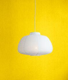 De VÄTE hanglampenkap van rijstpapier gaat nooit vervelen en komt in ieder interieur tot zijn recht. #IKEA